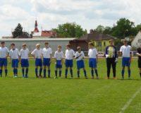 Rychnov – Kostelec st.žáci (10.5. 2014)